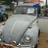 Walter (#0201) - 1966 Gray and White Beetle