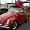 #0206 - 1967 RUBY RED Beetle