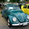 MR FROG (#0207) - 1961 Green Beetle
