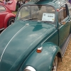 #0304 - 1967 Java Green Beetle