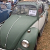 Phillip Rivera (#0307) - 1967 Green and white Beetle