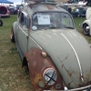 dirty dub (#0317) - 1966 beige/rust Beetle (lowered 66 bug 1776 motor)
