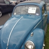 Martha (#0319) - 1962 Gulf Blue Beetle (Ragtop with custom interior)