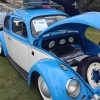 #0320 - 1964 Two tone Blue stratus and white Beetle
