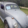 Epoch (#0404) - 1964 Blue Steel Beetle