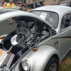spurs (#0415) - 1966 blackand gray Beetle (1966 spurs bug)