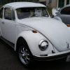 White Lighting (#0601) - 1968 White Beetle