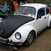 Dirty Panda (#0614) - 1972 White/Black Beetle - Late Model/Super