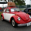 red bone (#0703) - 1975 red/bone Beetle Single Cab
