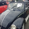 Karmann  (#0803) - 1966 Dark Blue Beetle Convertible