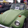Old green (#0901) - 1974 Green Beetle - Late Model/Super Convertible (Stock VW cabriolet)