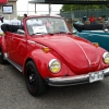 THE BUG (#0903) - 1976 RED Beetle - Late Model/Super Convertible