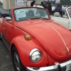 Trogg (#0905) - 1971 orangey-reddish Beetle - Late Model/Super Convertible