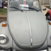 Hi Ho Silver (#0906) - 1979 Silver/black Beetle Convertible (super beetle convertible)