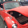 Camille (#0908) - 1978 Mars Red Beetle - Late Model/Super Convertible