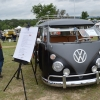 BRAD MOHLER (#1104) - 1964 Matte Gray & Black Bus - Split Window