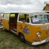 Sunshine (#1204) - 1971 yellow/white Bus - Bay Window