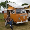 #1401 - 1971 Sierra Yellow Bus - Bay Window Camper