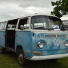 #1407 - 1970 Blue/white Bus - Bay Window