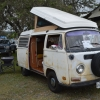 #1412 - 1971 White Bus - Bay Window Camper