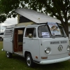 Justin Wilt (#1421) - 1970 white Bus - Bay Window Camper (Resto-custom)