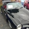 #1601 - 1969 Black Karmann Ghia