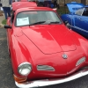 Curmudgeon (#1605) - 1970 Red Karmann Ghia