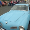 #1611 - 1960 blue Karmann Ghia
