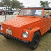 Pumpkin (#1803) - 1973 Orange Thing Convertible