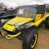 Sunshine (#2012) - 1969 yellow and black Off-Road Buggy Baja