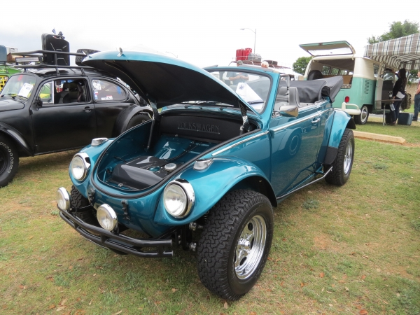 Jitterbug (#2201) - 1968 Teal Off-Road Buggy Baja