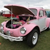 Pinky (#2202) - 1960 Pink/White Off-Road Buggy Baja (Pink/White Baja)