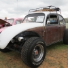 #2204 - 1966 white/rust Beetle Baja