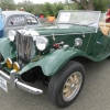 the roadster (#2304) - 1952 green Kit Car Convertible
