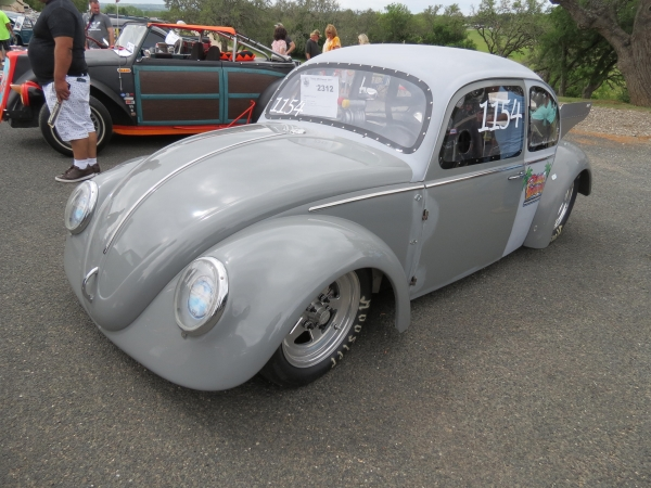 #2312 - 1954 Beetle - Split/Oval