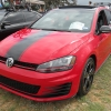 Golf GTI MK7 (#2421) - 2016 Tornado Red Golf Fastback