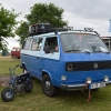 Old Blue (#2602) - 1982 2 colors light blue/ blue Vanagon