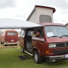 Big Red (#2605) - 1987 Red Vanagon Camper