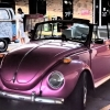 Summerdaze (#0810) - 1972 Beetle (Pink Super Beelte Convertible)
