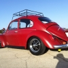 Checkers (#0309) - 1967 Ruby Red Beetle