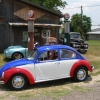 The Tribute (#0620) - 1973 Red/White/Blue Beetle (Late Model/Super)