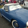 Sussie (#1704) - 1968 Blue Karmann Ghia Convertible (Original Matching number Car.)